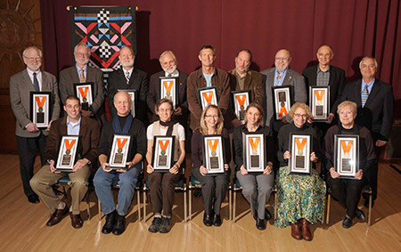 College of Arts and Sciences Faculty Award Winners