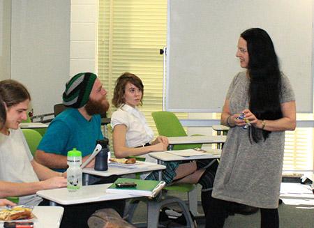 Marilyn Kallet's Class