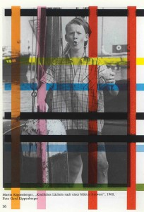 Untitled work by Wade Guyton