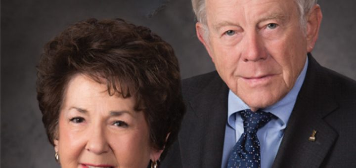 Jim and Judi Herbert