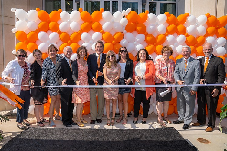 Mossman Building Dedication on the University of Tennessee Knoxville campus on September 21, 2018. Photo by Steven Bridges - http://stevenbridges.com